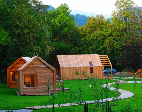 Mountaint Fairy Tale Glamping Trzic
