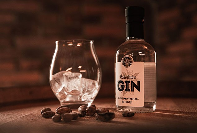 chocolate gin CV p