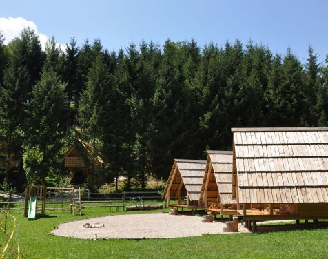 pr matic glamping wooden glamp cabin