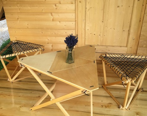 pr matic glamping wooden glamp cabin kamna gorica
